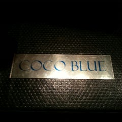 Photo taken at COCO BLUE by Old Shawnee Pizza & Saloon on 5/8/2013