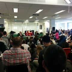 Photo taken at VaynerMedia HQ by David Z. on 4/2/2015