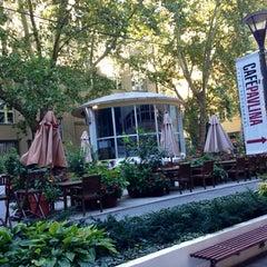 Photo taken at Cafe Pavlína by O K. on 9/30/2013