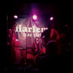 Photo taken at Harlem Jazz Club by Daniela d. on 9/10/2013
