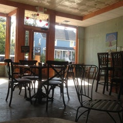 Photo taken at Cafe Strudel by Matti R. on 9/17/2012