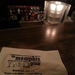 Photo taken at Memphis Soul Cafe & Bar by Kathy B. on 11/21/2012