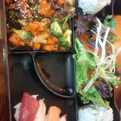 Photo taken at Kaizen Fusion Roll & Sushi by Michele C. on 9/2/2014