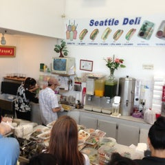 Photo taken at Seattle Deli by Carl T. on 6/23/2013