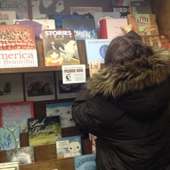 Photo taken at Carmichael's Bookstore by Cara S. on 12/31/2012