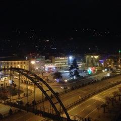 Photo taken at Giresun Oteli by Serhan S. on 1/3/2014