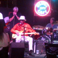 Photo taken at Blues City Cafe by Dawn W. on 10/2/2013