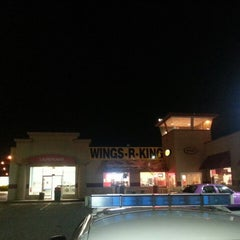 Photo taken at Wings R King by Neil C. on 11/9/2013