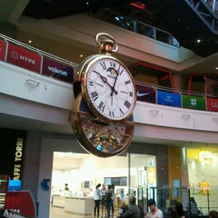 Photo taken at Melbourne Central by Katrina D. on 3/23/2013