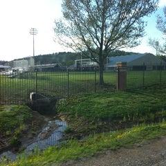 Photo taken at Billingsley Tennis Center by Greg M. on 3/23/2012
