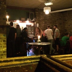 Photo taken at The Haggerston by Xavier O. on 7/27/2014