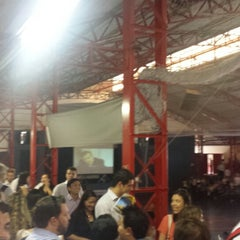 Photo taken at Sindicato dos Bancários by Rodrigo O. on 10/21/2013