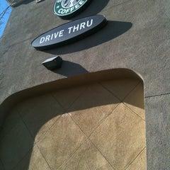 Photo taken at Starbucks by Cody F. on 2/11/2013