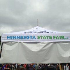 Photo taken at Minnesota State Fairgrounds by Ray D. on 9/2/2013