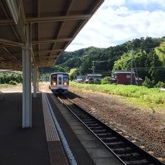 Photo taken at 二見浦駅 (Futaminoura Sta.) by Keith T. on 6/5/2015