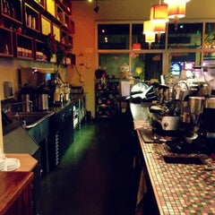 Photo taken at Voxx Coffee by Kate K. on 12/1/2012