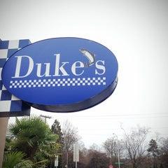 Photo taken at Duke's Chowder House by Kate K. on 2/9/2013