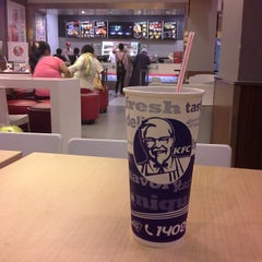 Photo taken at KFC by Jonathan V. on 4/5/2015