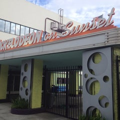 Photo taken at Nickelodeon Studios by Laura S. on 9/2/2013