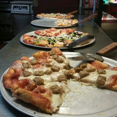 Photo taken at Shakey's Pizza Parlor by Nancy W. on 11/6/2014