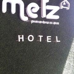 Photo taken at Metz Pratunam Hotel by Kylie C. on 6/9/2014