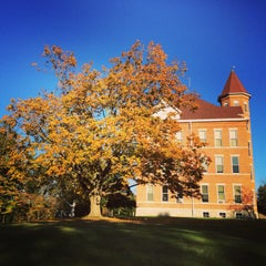 Photo taken at Huntington University by Eric B. on 10/13/2013