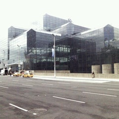Photo taken at Jacob K. Javits Convention Center by Steven B. on 4/13/2013