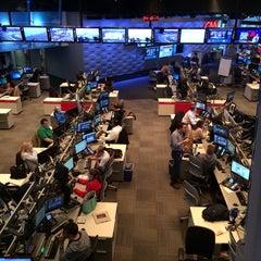 Photo taken at CNN Newsroom by DJ L. on 3/30/2014