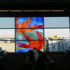 Photo taken at Concourse A by Bonny F. on 5/1/2013