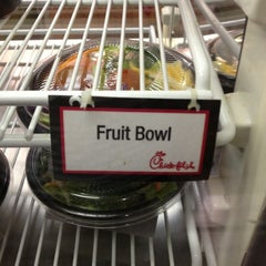 Photo taken at Chick-fil-A by Justin H. on 11/5/2012