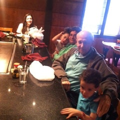 Photo taken at Hibachi of Valley Forge by Jenni K. on 4/26/2014
