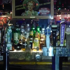 Photo taken at Deja Vu Restaurant And Bar by Cody H. on 12/16/2012