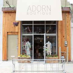 Photo taken at Adorn Boutique & Showroom by Adorn Boutique & Showroom on 9/22/2013