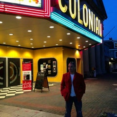 Photo taken at The Colonial Theatre by Paul T. on 6/22/2015