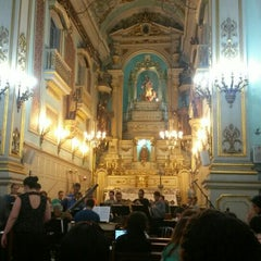 Photo taken at Igreja Nossa Senhora do Carmo da Lapa do Desterro by José Telmo on 5/11/2015