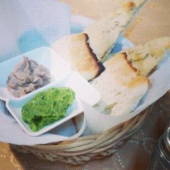 Photo taken at Trattoria Gourmet's by Chen Mae on 7/22/2014