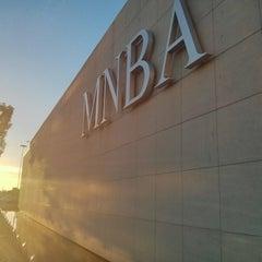 Photo taken at Museo  Nacional de Bellas Artes by Glenn S. on 2/28/2014