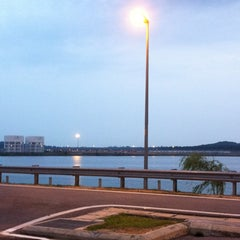 Photo taken at Plaza Tol Saujana Putra by M Fadzril Faez on 9/22/2012