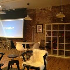 Photo taken at Tumblr HQ by Sarah K. on 5/3/2013
