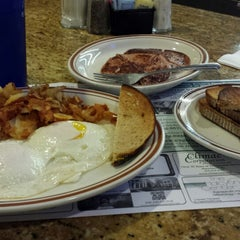 Photo taken at Eagle Diner by Michael M. on 5/24/2014