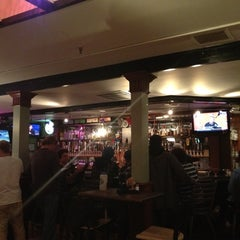 Photo taken at Backcountry Pizza & Tap House by shachar h. on 10/11/2012