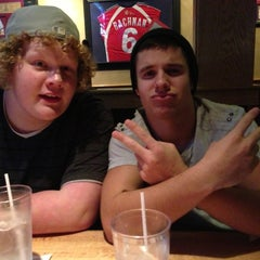 Photo taken at Applebee's by Lincoln P. on 10/18/2012