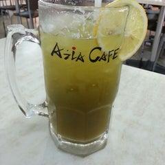 Photo taken at Asia Cafe by Harryz S. on 3/13/2013