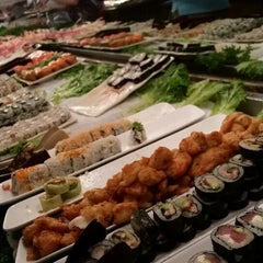 Photo taken at East Star Chinese Buffet and Sushi by Geralyn K. on 8/17/2014