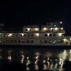 Photo taken at Cape Fear Riverboats by Tamara N. on 8/17/2014