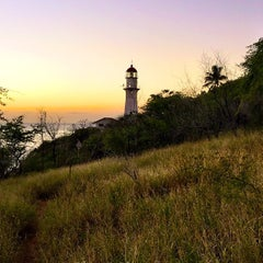 Photo taken at Diamond Head Lighthouse by RadicalRP on 12/29/2014