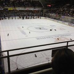 Photo taken at Knoxville Civic Audiotorium & Coliseum by Matt M. on 11/24/2012