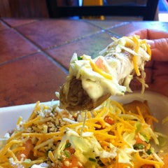 Photo taken at Cazadores Mexican Food by Cindy B. on 3/1/2013