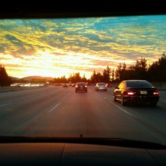 Photo taken at I-5 (Golden State Freeway) by Miss_Virgo♍ on 11/12/2013