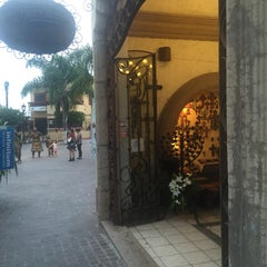 Photo taken at San Pedro Tlaquepaque by Oasisantonio on 10/4/2015